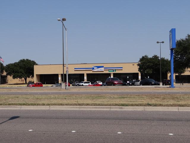 Fort Worth Main Post Office / P&DC