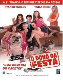 Download - O Dono da Festa - DVDRip AVI Dual Áudio