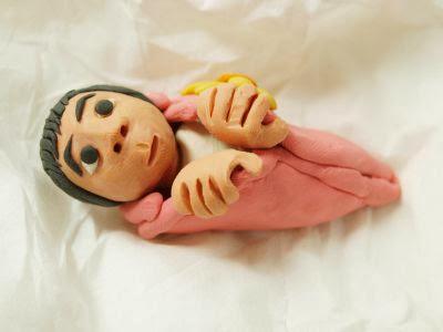 bebes de plastilina juegos divertidos para baby shower
