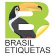 Brasil Etiquetas L