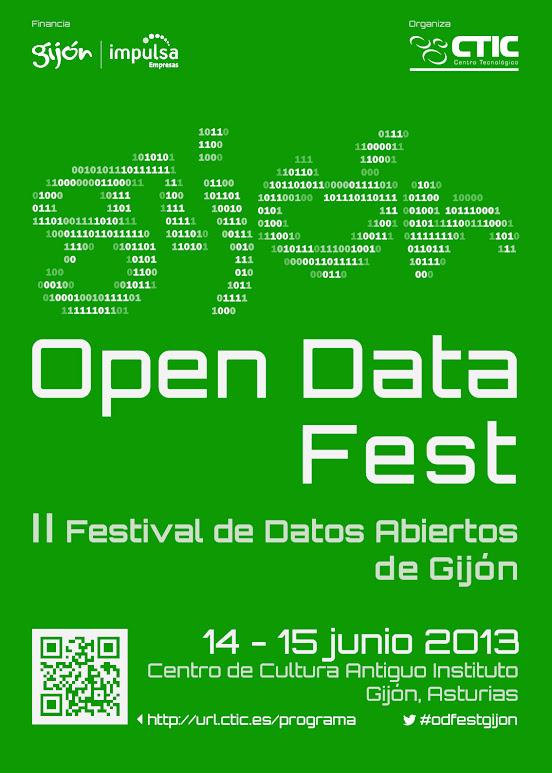 Segundo Festival de Datos Abiertos de Gijón