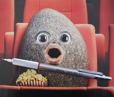 rotring rapid pro at the movies