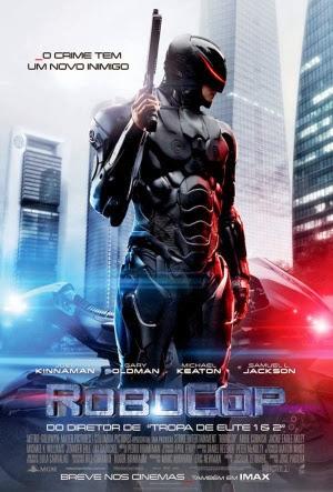 Filme Poster RoboCop HDTS XviD & RMVB Dublado