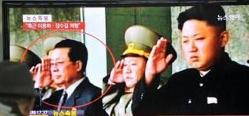 Kim Jong-un's uncle 'eaten by 120 starving dogs'