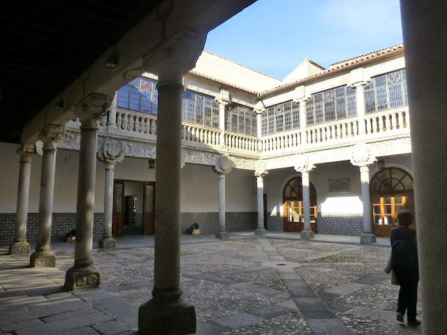 Museo del Ejército (Intendencia)