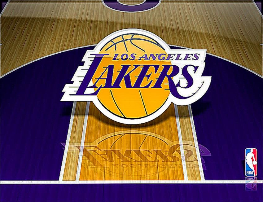LA LAKERS Wallpaper Background Theme Desktop