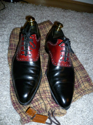 My Shoes #18 - My 2nd Bespoke Pair