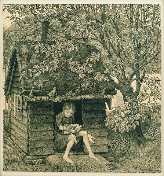 Nikolai Astrup - The Doll House