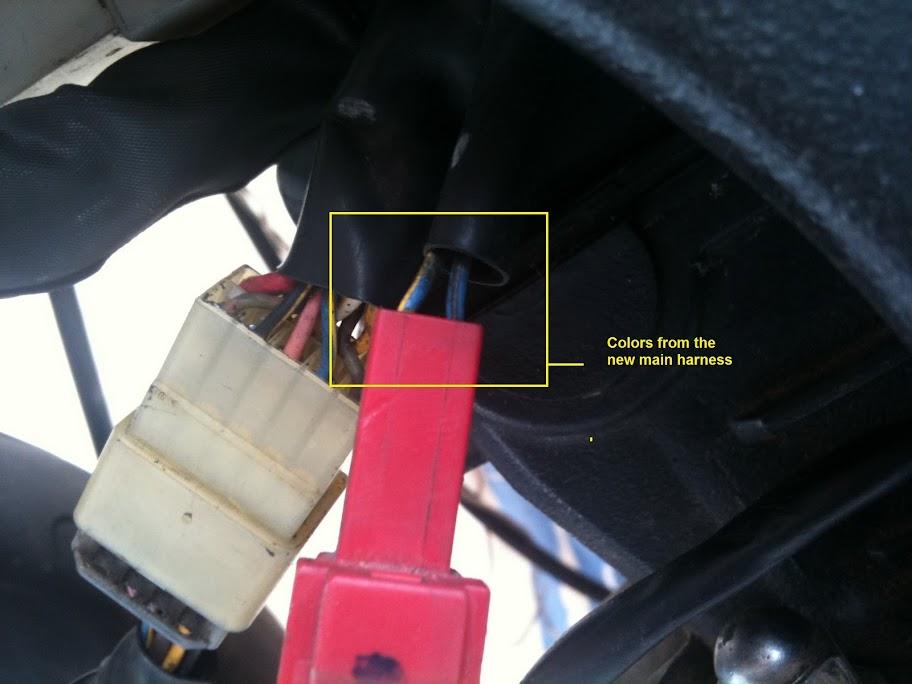 Electrical problem need help yamaha r forum yzf r forums