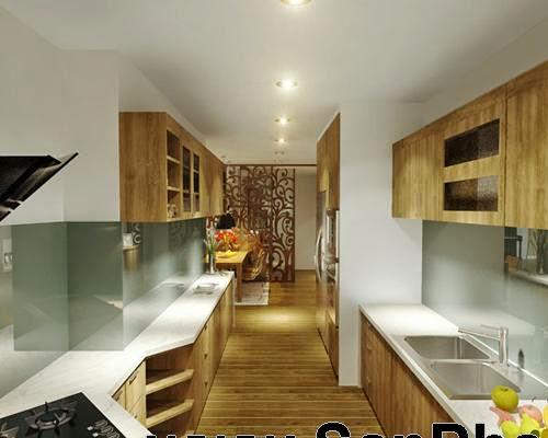 Bài trí nội thất cho chung cư 172 m2-3