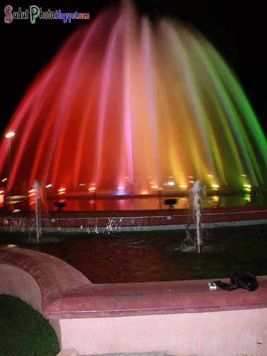 Air Pancur Taman Kota Andam Dewi