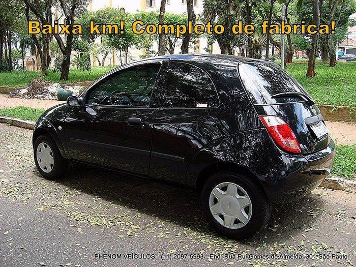 Ford KA 2004 Completo - Traseira