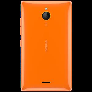 Nokia X2 rear
