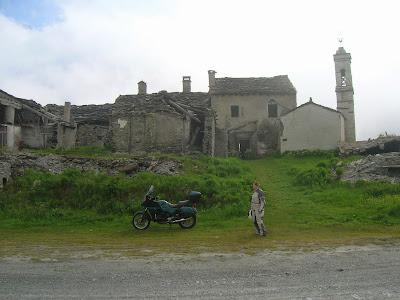 Il villaggio di La-Grand-Croix