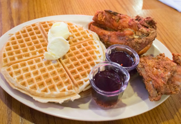 Chicken and Waffles | Food Network
