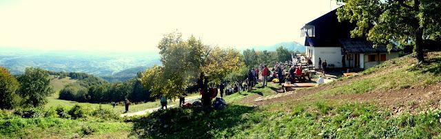 Planinarski uspon za Praznik rada na Japetić, 1.5.2015.