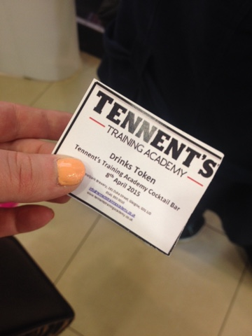 Tennents Training Academy