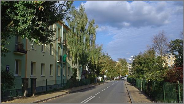 Puławy  ul.Waryńskiego