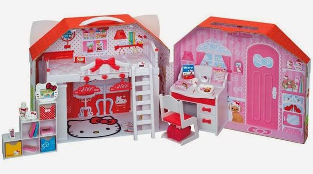 Căn phòng Hello Kitty của Licca