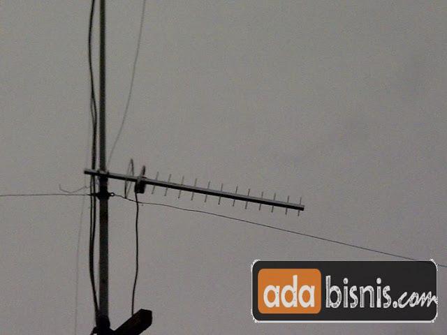 Memperkuat Sinyal Modem EVDO dengan Antena Yagi