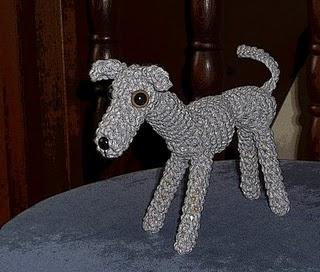 Amigurumi Human Nose : 2000 Free Amigurumi Patterns: Free pattern: Italian greyhound
