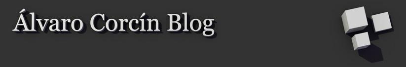Álvaro Corcín blog