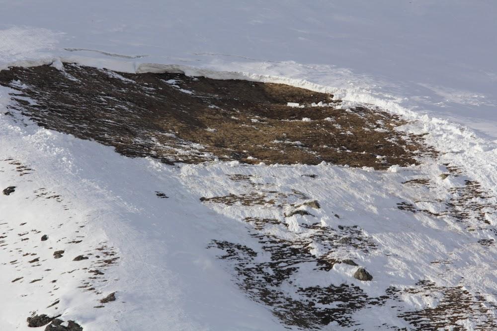 Avalanche Haute Maurienne, secteur Bonneval sur Arc, Les Roches - RD 902 - Photo 1