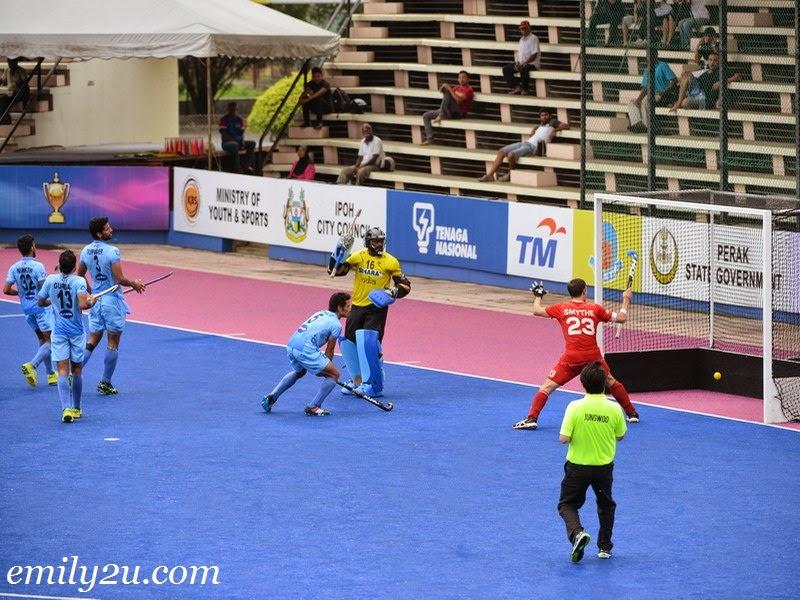 Sultan Azlan Shah Cup SAS hockey Ipoh