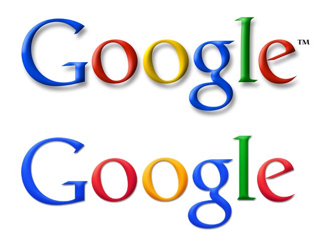 Google Logo Compare