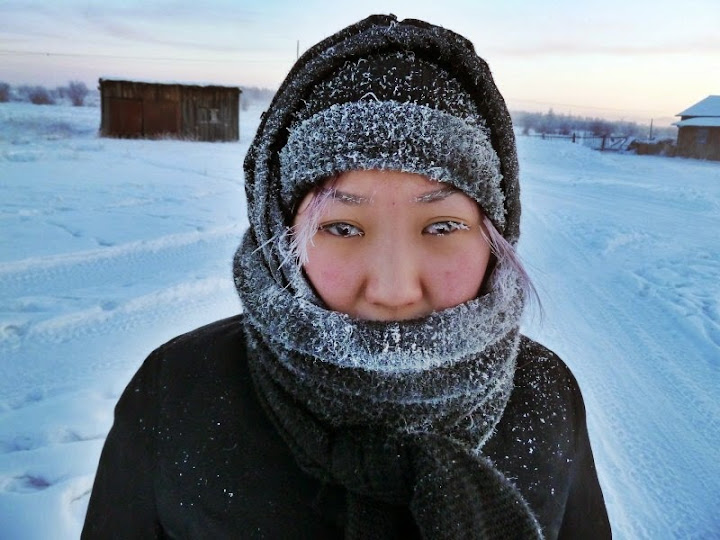 I M Offering A Lot Of Photos Of Oymyakon And The Area Of