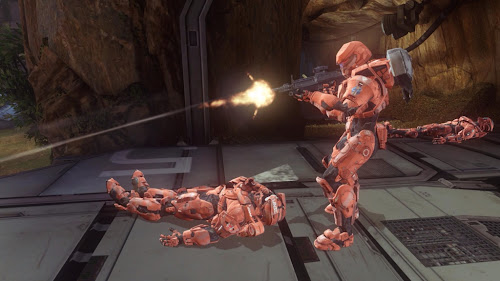 DMR in Halo 4