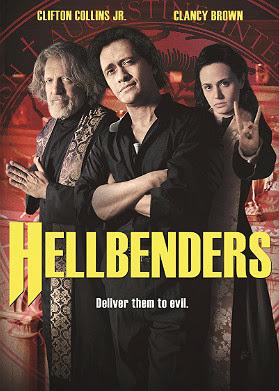Filme Poster Hellbenders HDRip XviD & RMVB Legendado