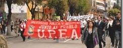 La UPEA Bolivia