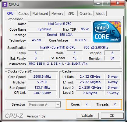 การเปิด/ปิดจำนวน Core ของ CPU ที่มีหลาย Core รู้ไว้จะได้ไม่โดนต้ม Cpucore06