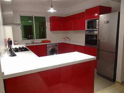 Tunis mahdia place apartments for Tunisie cuisine equipee