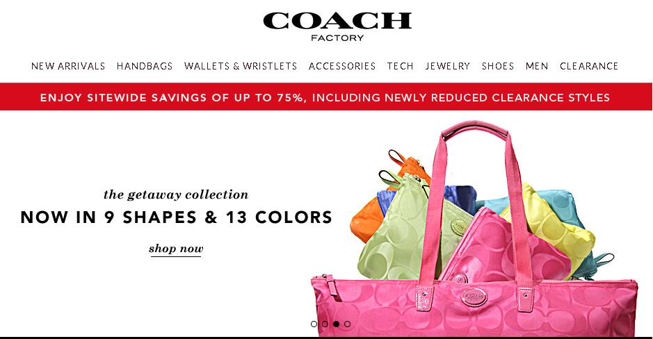 กระเป๋า Coach ของแท้ ราคาถูก นำเข้าจากอเมริกา