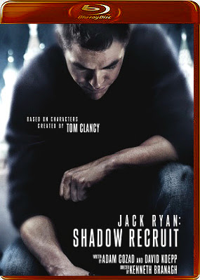 Filme Poster Operação Sombra - Jack Ryan BRRip XviD & RMVB Legendado