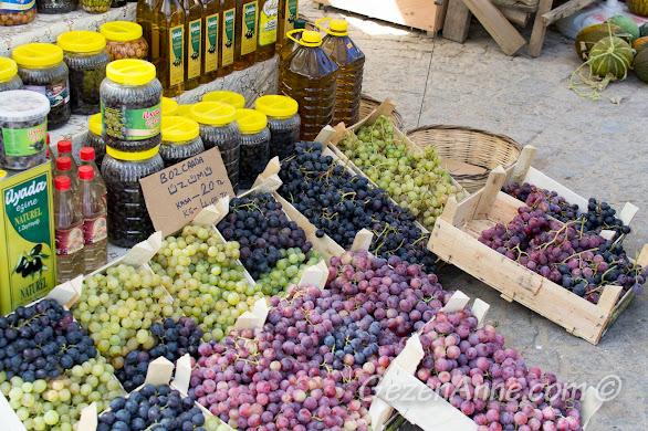 Bozcaada üzümleri