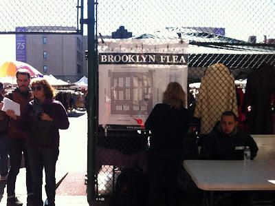 Brooklyn Fleaの入り口
