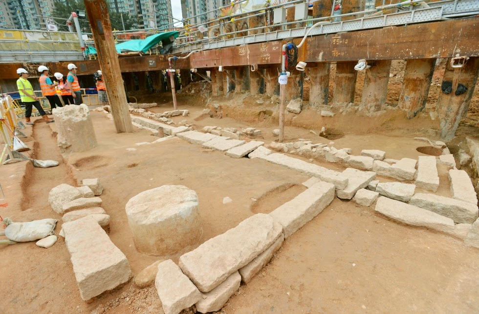 Heritage: Discoveries at Hong Kong rail link site left in limbo