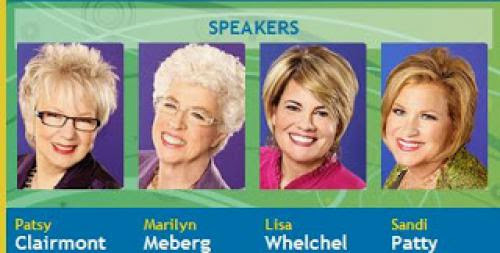 Women Of Faith Over The Top Weekend