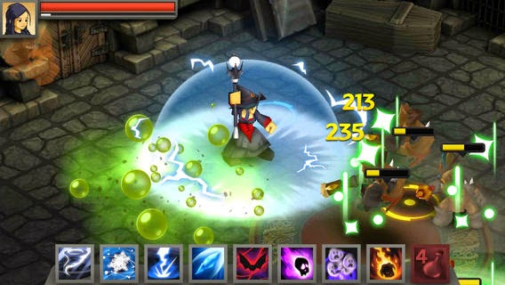 Battleheart Legacy v1.2.4 for Android