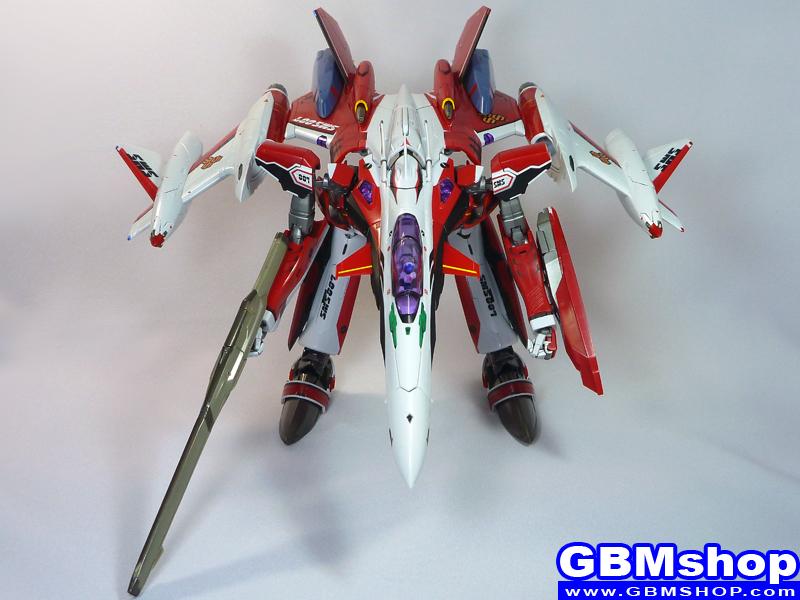 Macross Frontier YF-29 Super Durandal GERWALK Mode