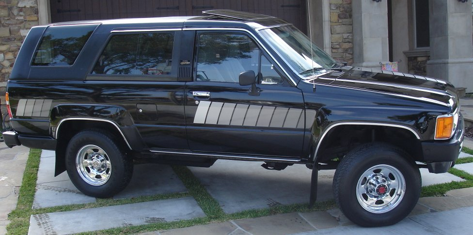 1985 4Runner