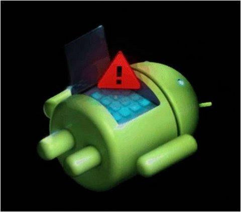 Android Sicherheitslücke