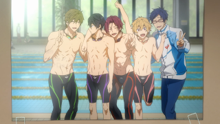 Free! Iwatobi Swim Club Episode 12 Screenshot 15
