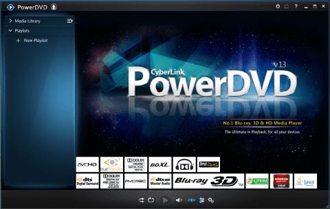 Cyberlink PowerDVD 13 Ultra Screenshot 1