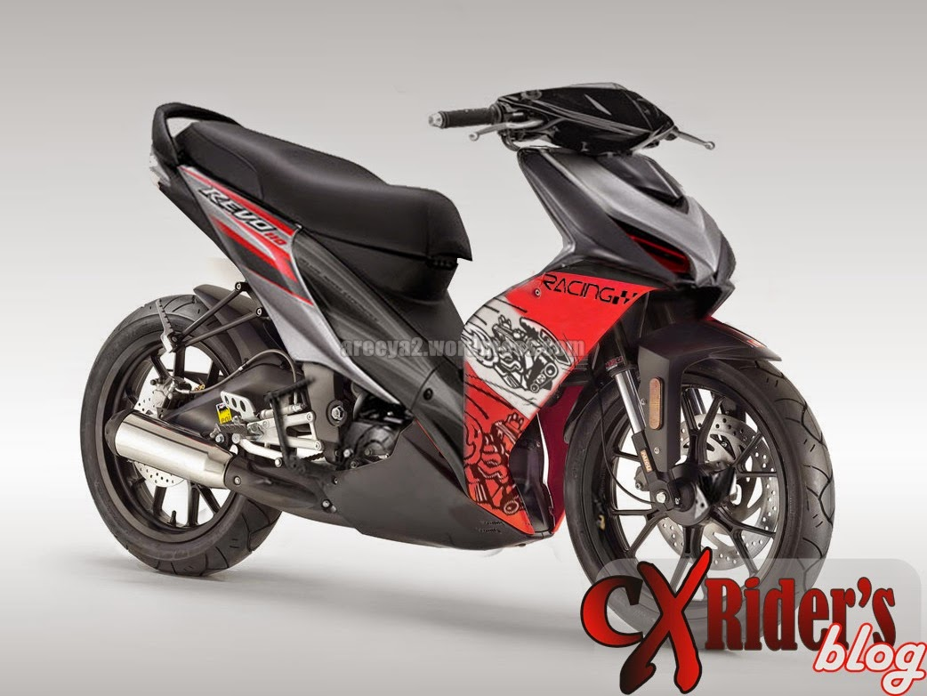 101 Foto Modifikasi Honda Beat Sederhana Modifikasi Motor Beat Terbaru