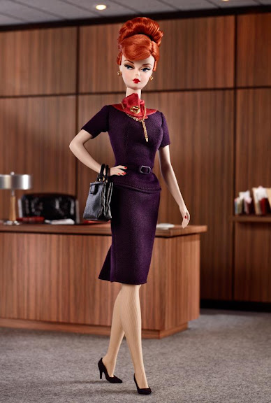 Barbie BFMC de Joan Holloway (Mad Men)