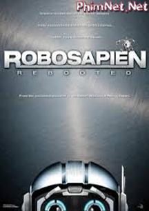 Phim Người Máy Cody Full Hd - Robosapien: Rebooted 2013